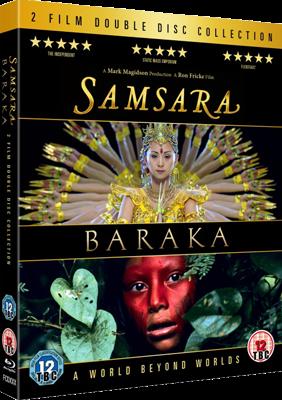 Samsara Baraka Poster