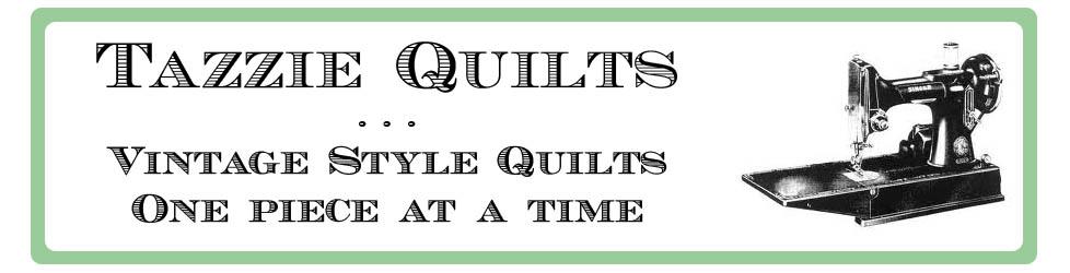 Tazzie Quilts