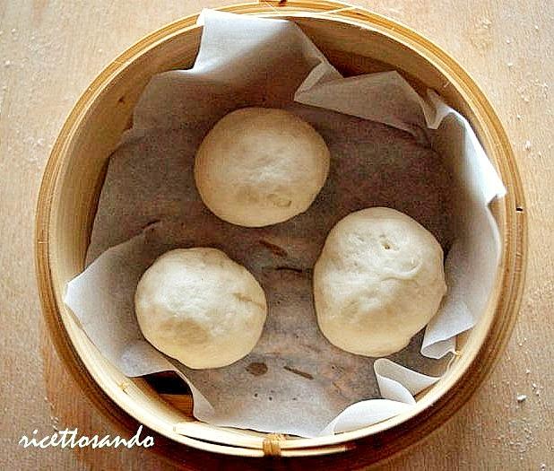 Ricettosando ricette di cucina mantou pane cinese a - Cucina a vapore ricette ...