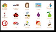 Vocabulario de español por centros de interés