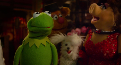 Perhaps My Favorite Shot In The Trailer Walter Fozzie