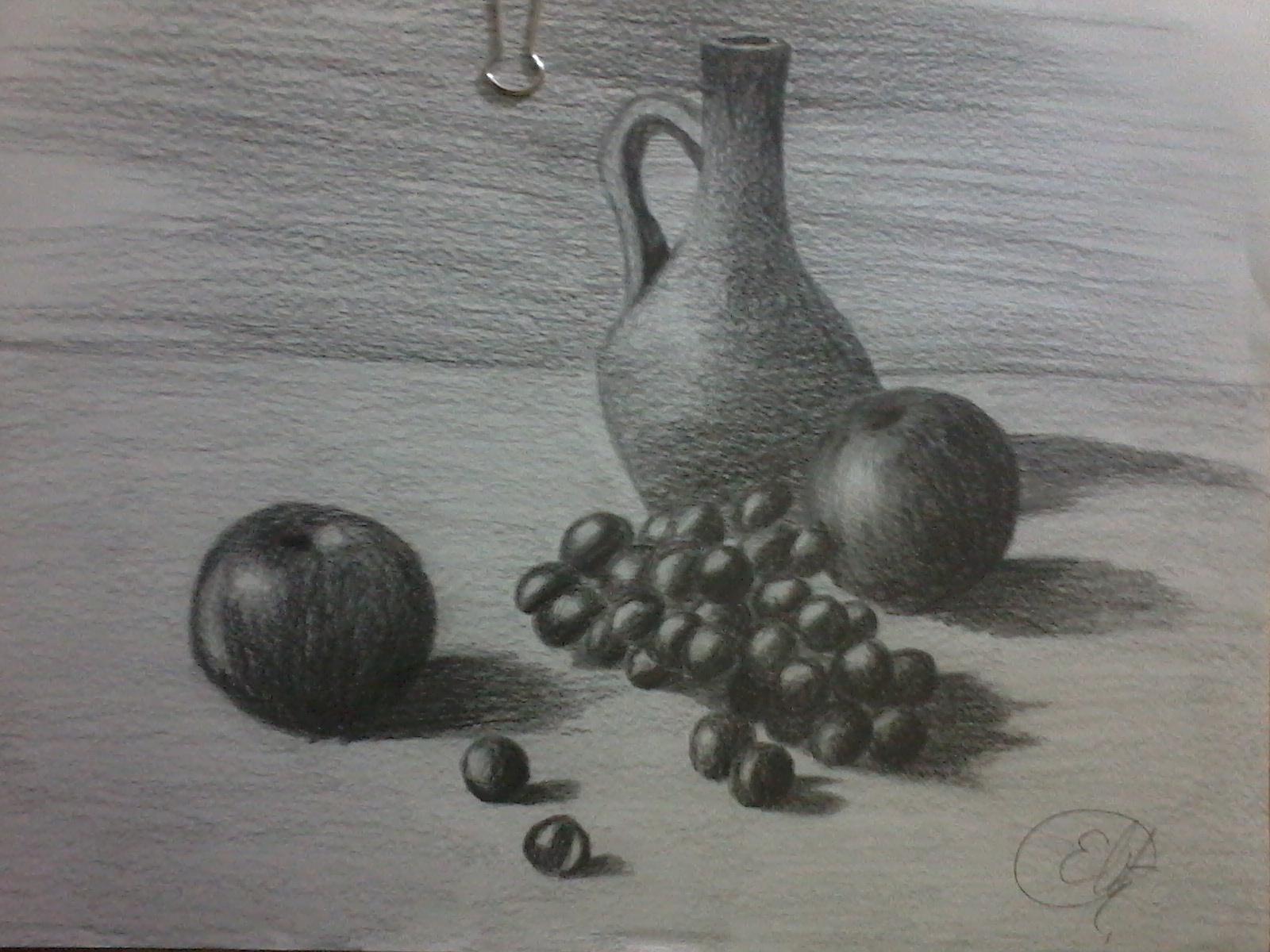 Meyve sebze çizimlerim