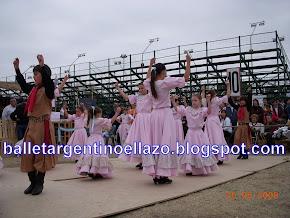 Ballet Infantil 25 de mayo de 2008