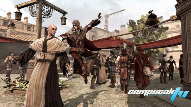 Assassins Creed La Hermandad (2011) PC Full Español