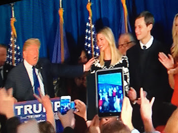 Trump Family Celebrates NH Win