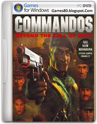 [Image: Commandos+2+Beyond+The+Call+Of+Duty+Game.jpg]
