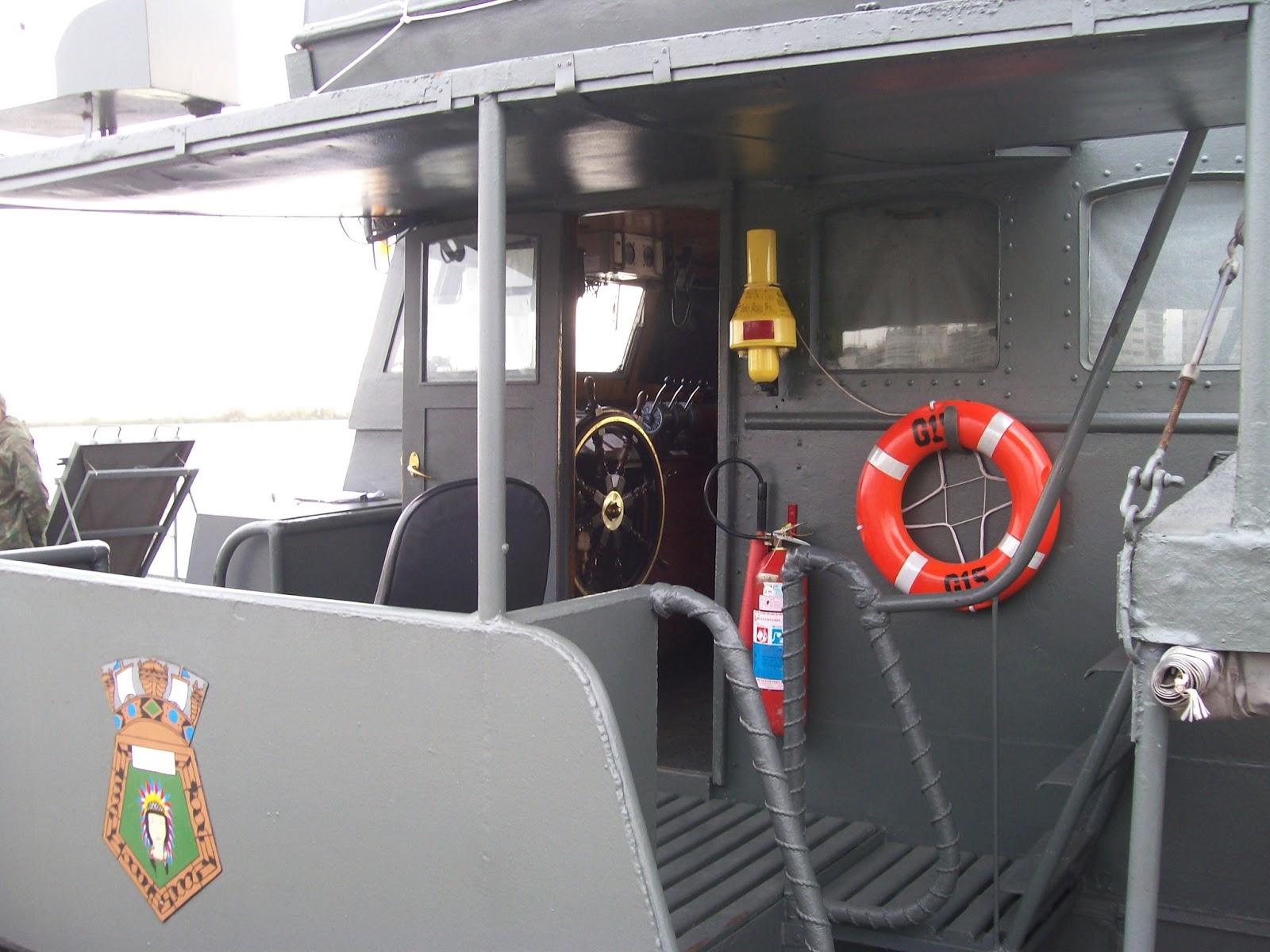 Lanchas patrulleras argentinas junio 2013 for La puente motors inc