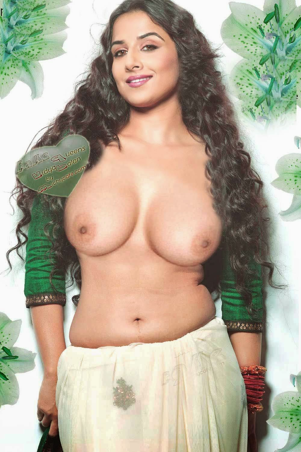 Vidya balan nude boobs and porn