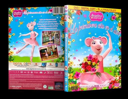 movie reviews angelina ballerina spring fling