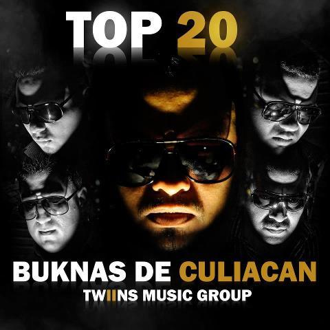 Buknas De Culiacán - Top 20 (Disco 2012)