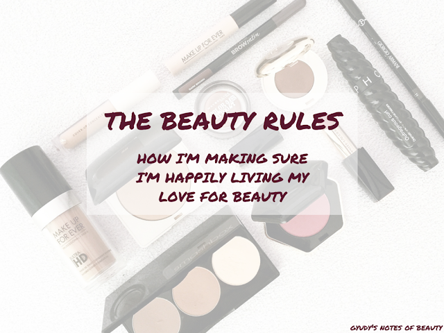 The Beauty Rules