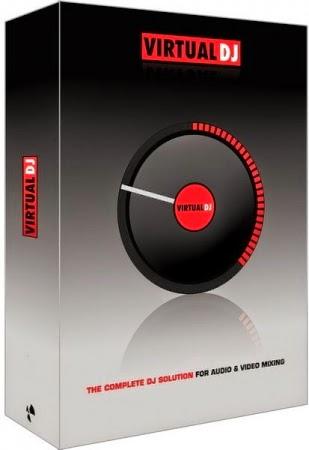 Virtual DJ Pro 8.0 Crack and Serial Keys Free Download