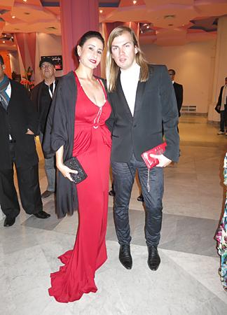 La star du cinéma Marocain Asmaa Khamlichi a joué la carte du ...