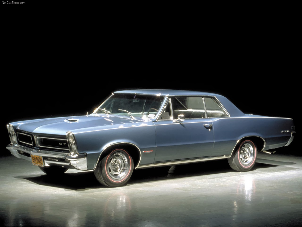 The Best Old Muscle cars 1965 Pontiac GTO