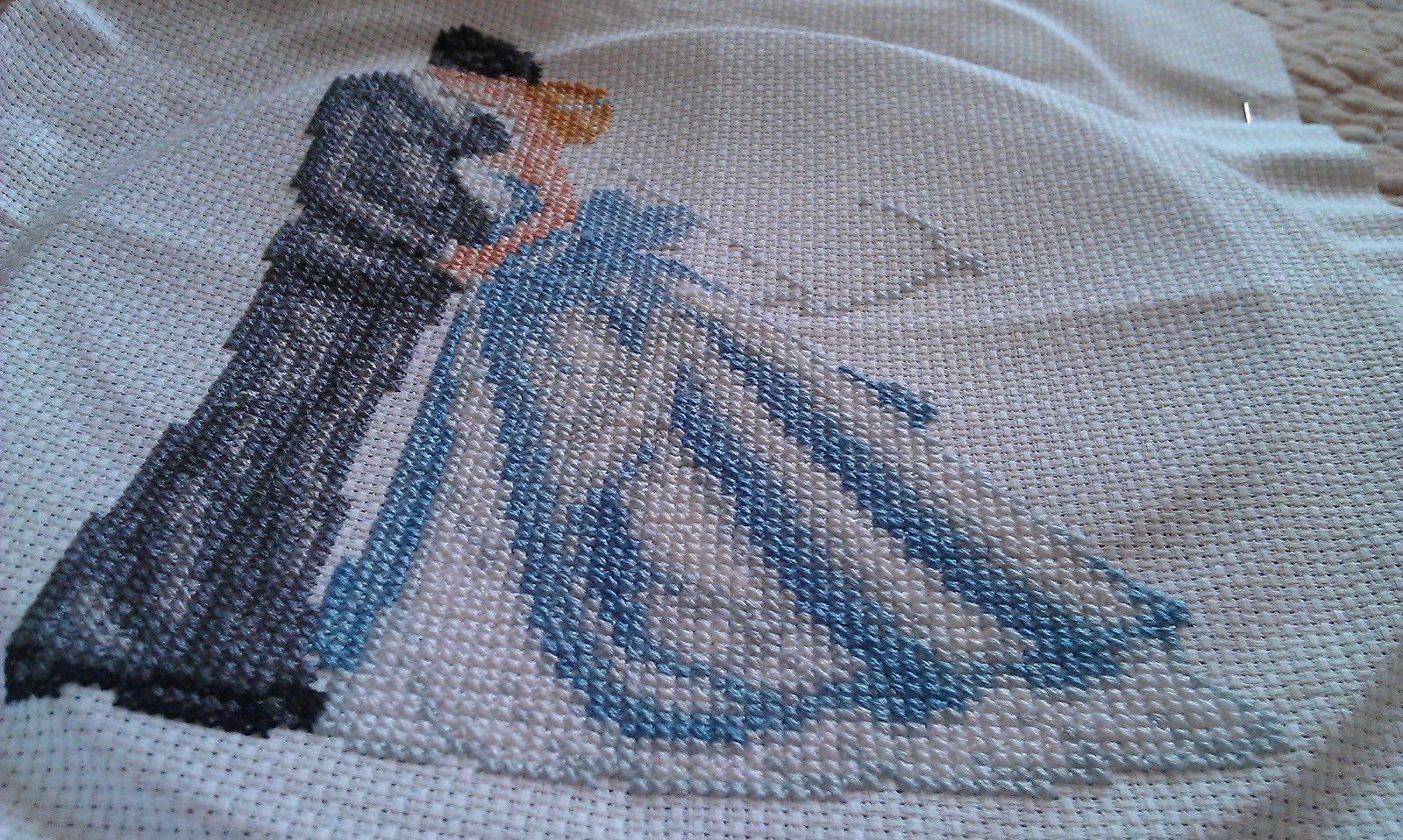 Вышивка крестиком пошаговое с фото