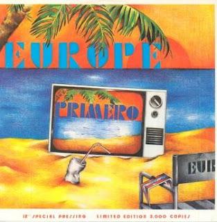 EUROPE - Primero (1984)