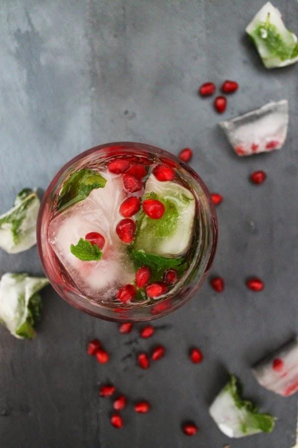 >>>pomegranate mojito<<<<