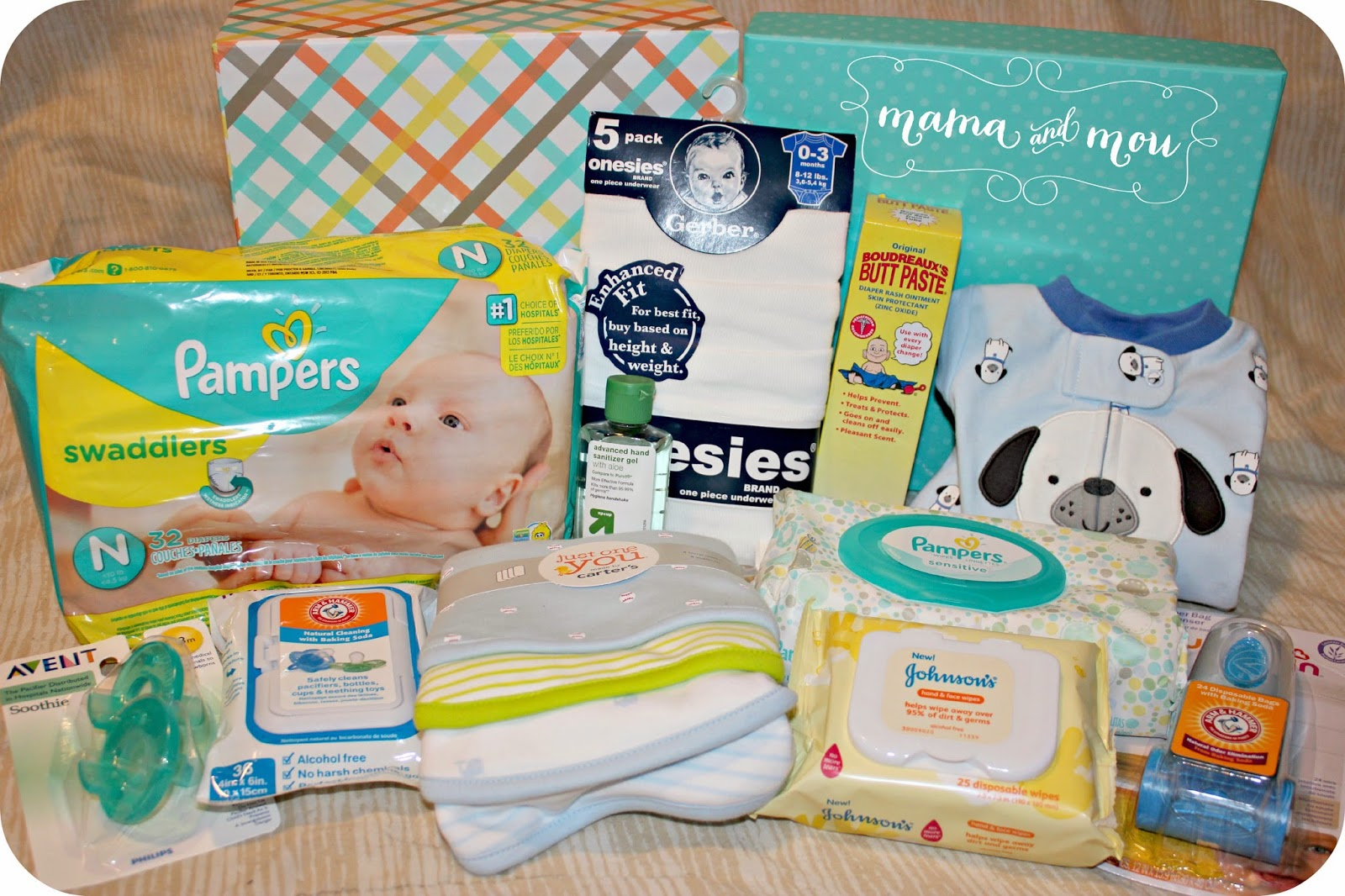 So I Bought What I Think Are The MUST HAVE Items For Your Diaper Bag.