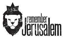 Remember Jerusalem Website