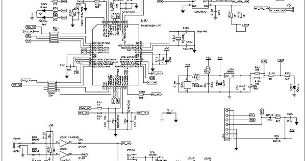 genesis radio g11 sdr transceiver project  getting started  microcontroller unit