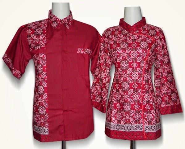 Foto Baju Batik Modis