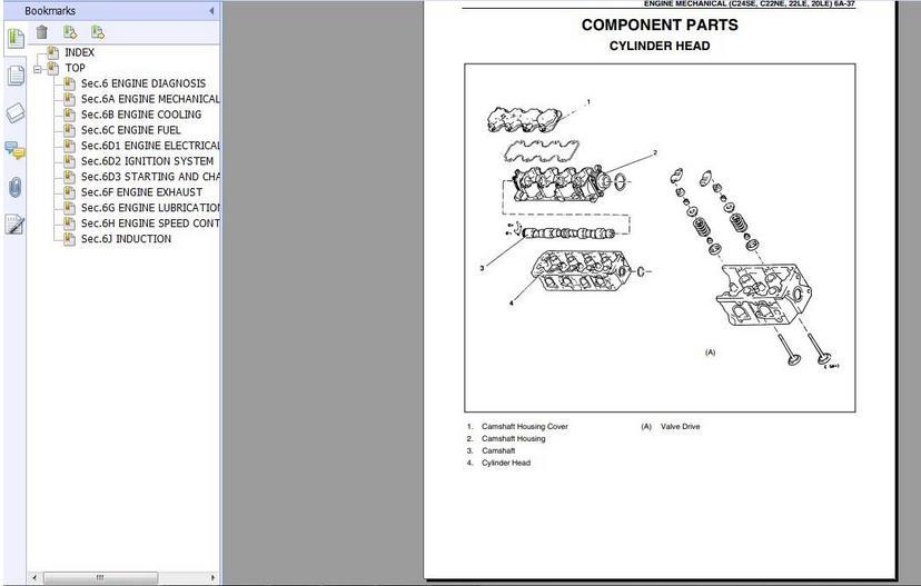 repair manual for isuzu npr ebook
