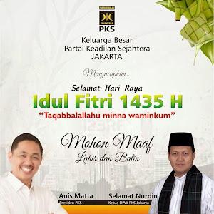 MET IDUL FITRI 1435 H