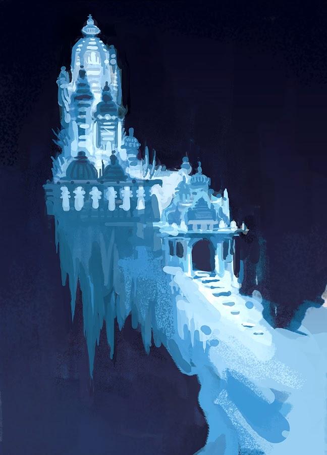 Gallery For gt Frozen Castle Inside