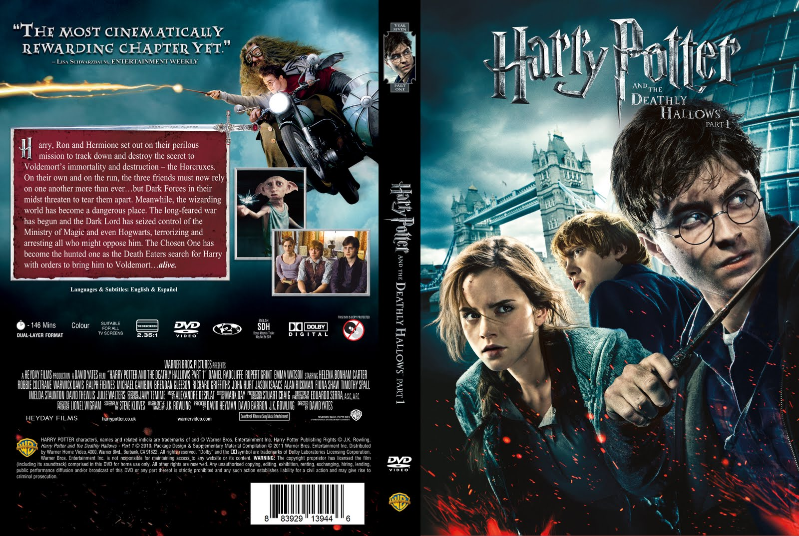 harry potter movie cover photos. Black Bedroom Furniture Sets. Home Design Ideas