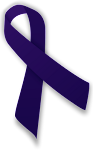 Organized Stalking Awareness Ribbon