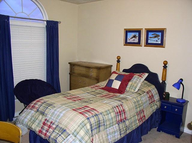 desain kamar tidur anak remaja minimalis