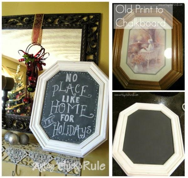 20 DIY Thrifty Makeovers Repurposed Items DIY Craft Projects