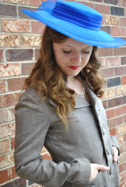 Flashback Summer: New Coat and Hat!