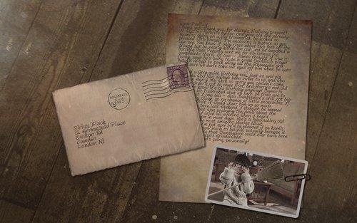 Ron S Letters