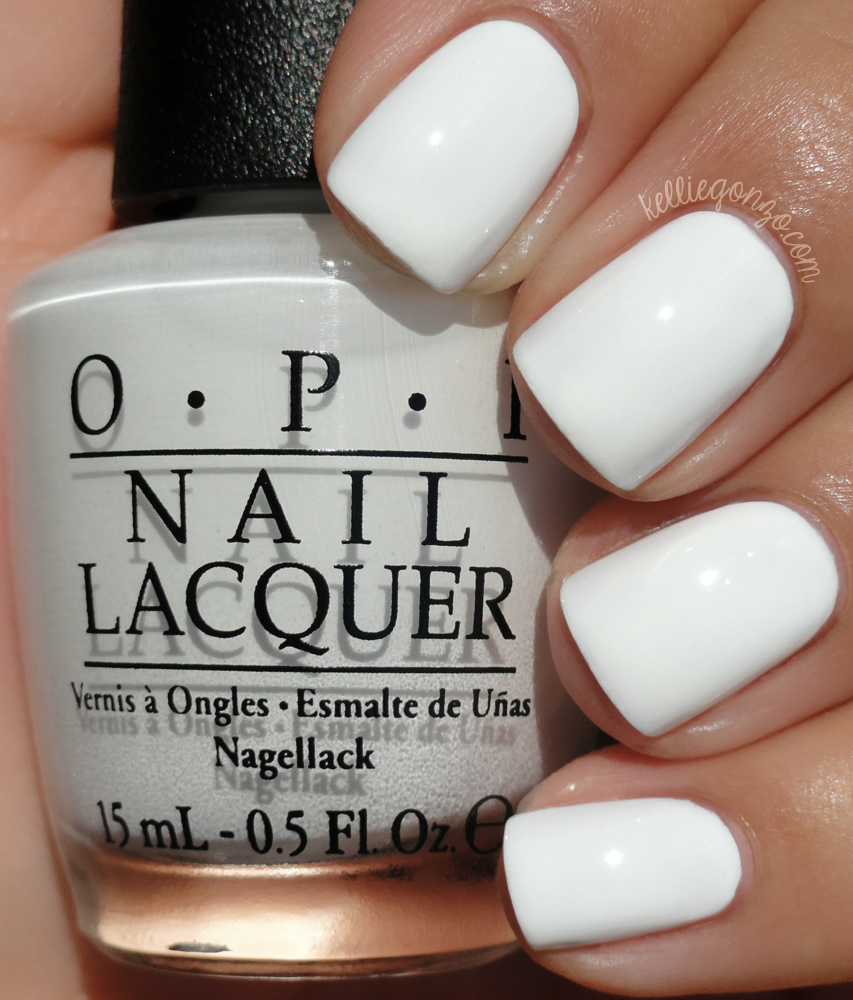 OPI Angel With a Leadfoot | kelliegonzo