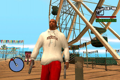 Gta San Andreas Screen Shots