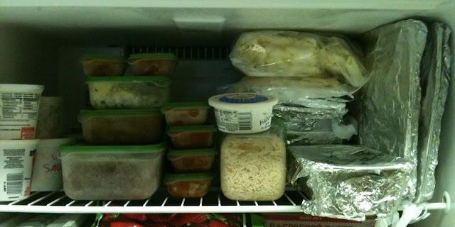 Cocinar doble para ahorrar planificar comidas