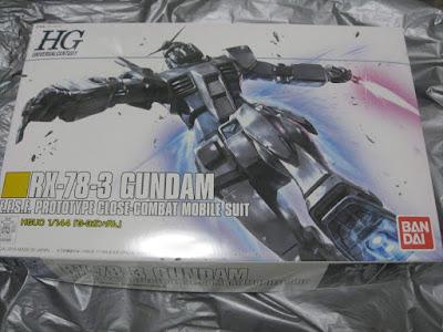 RX-78-3:G-3ガンダム @ ガンプラEXPO2015