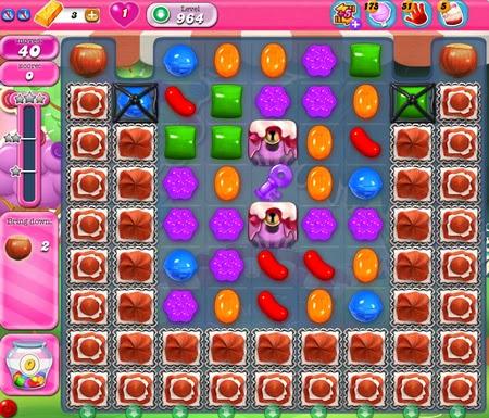 Candy Crush Saga 964