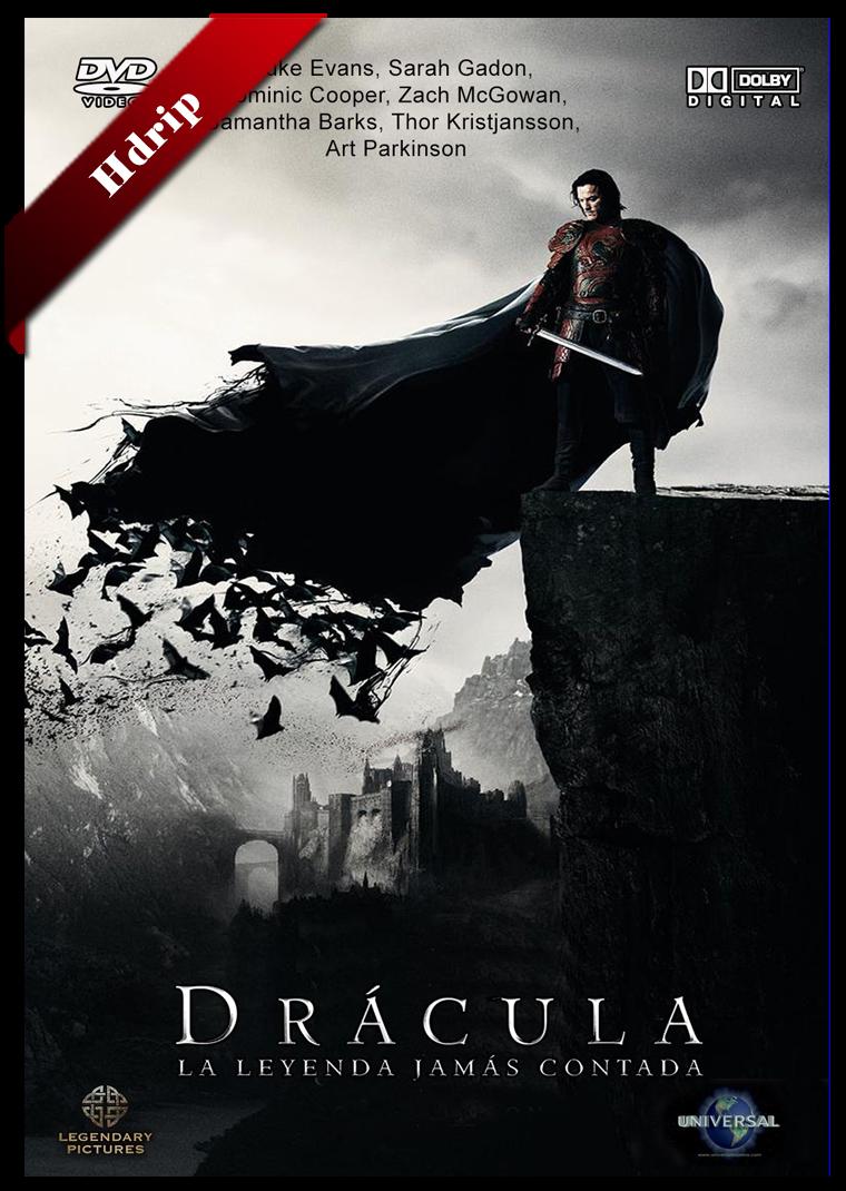 Dracula La Leyenda Jamas Contada HD