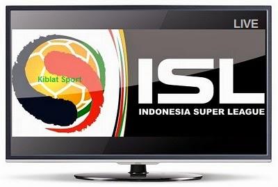 Jadwal Siaran Langsung ISL 2014 Terbaru
