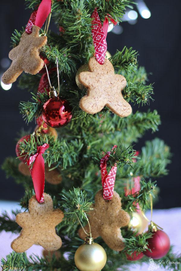 Receta galletas Speculoos (galletas para el árbol de Navidad)