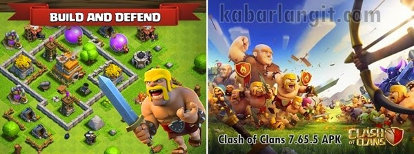 Download Clash of Clans 7.65.5 APK