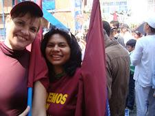 VILMA Y EMMA CATIA 2011
