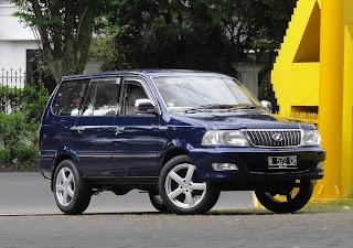 Harga Mobil Bekas Toyota Kijang