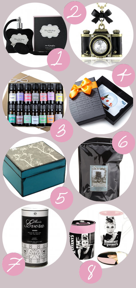 Christmas Gift Ideas for Women - Holiday Gift Guide for Her