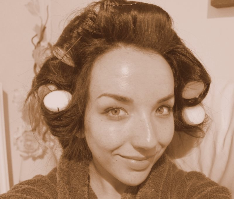 Sleep in rollers Review