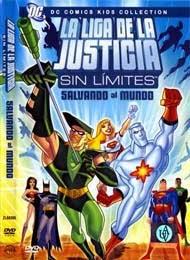 La liga de la justicia ilimitada Temporada 3