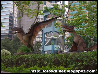 「巨龍傳奇」展覽@香港科學館