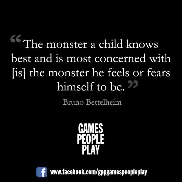 monster fear essay